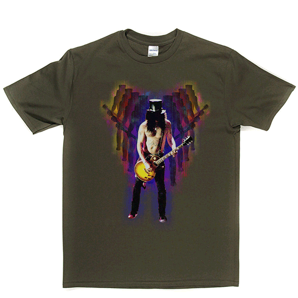 Slash in Colour T-shirt