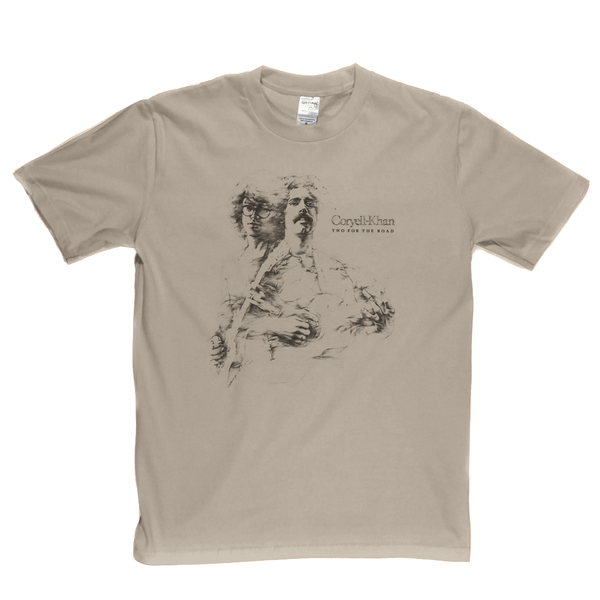Larry Coryell And Steve Khan Two For The Road T-Shirt