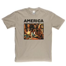America Album Cover T-Shirt