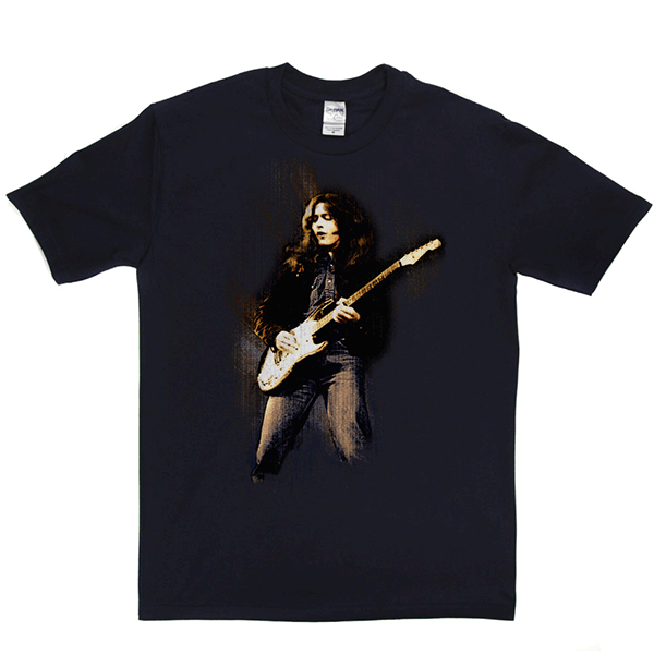 Rory Gallagher on Stage T-shirt