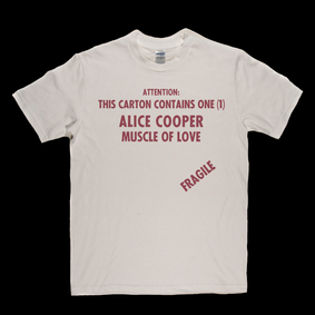 Alice Cooper Muscle Of Love T-Shirt