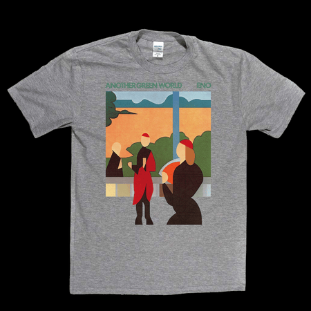 Brian Eno Another Green World Album T-Shirt