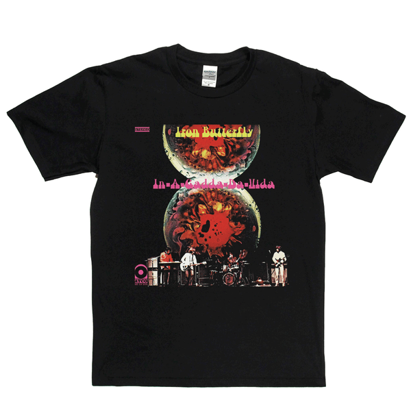 Iron Butterfly In-a-gadda-da-vida T-Shirt