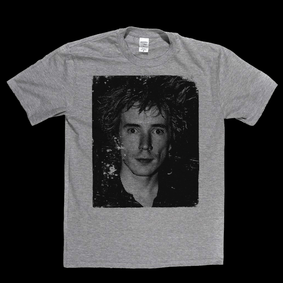 Johnny Rotten The Portrait T-Shirt