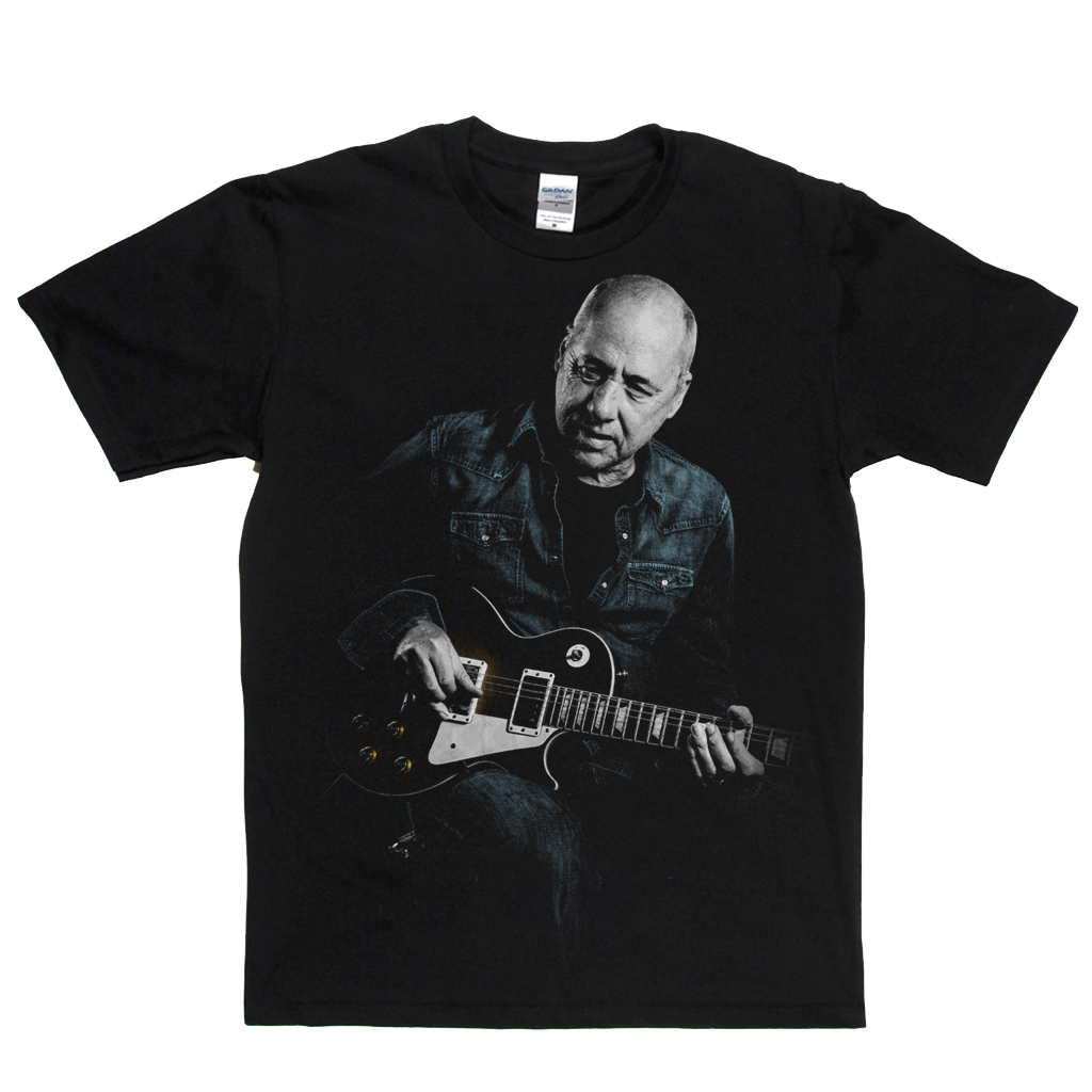 Mark Knopfler 58 Les Paul T-Shirt
