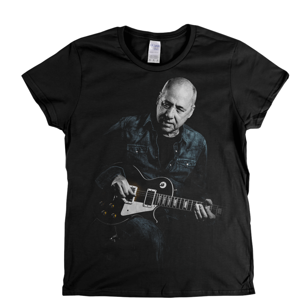 Mark Knopfler 58 Les Paul Womens T-Shirt