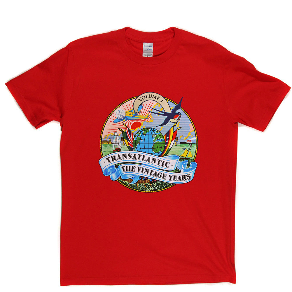 Transatlantic The Vintage Years T Shirt