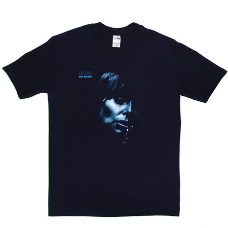 Joni Mitchell Blue T Shirt