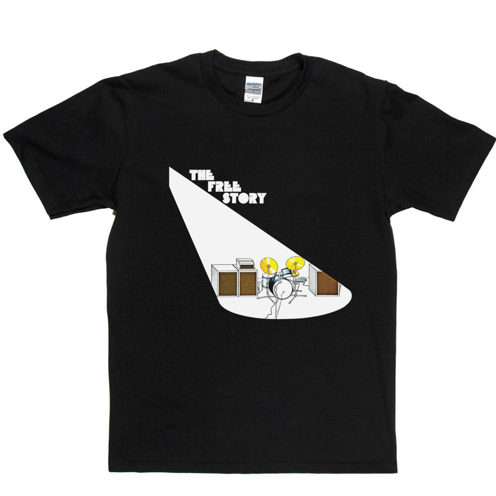 Free - The Free Story T Shirt