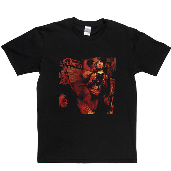 John Mayalls Blues Breakers - Bare Wires Album T Shirt