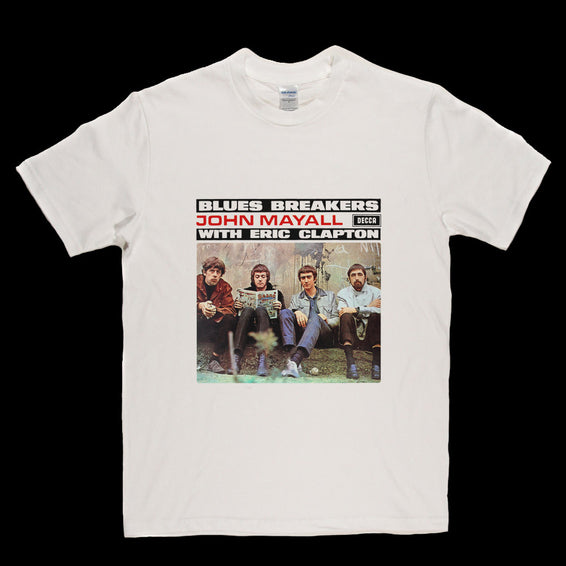 Blues Breakers Album T Shirt