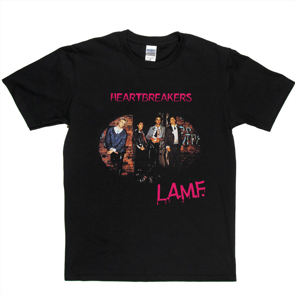 Heartbreakers Album T Shirt