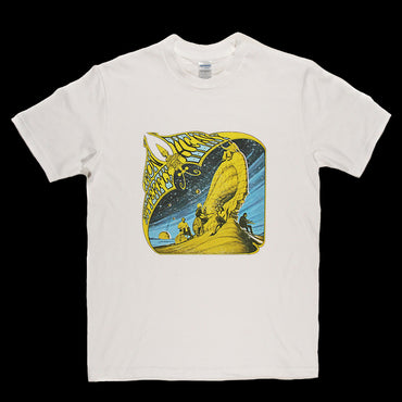 Iron Butterfly Heavy Album T-shirt