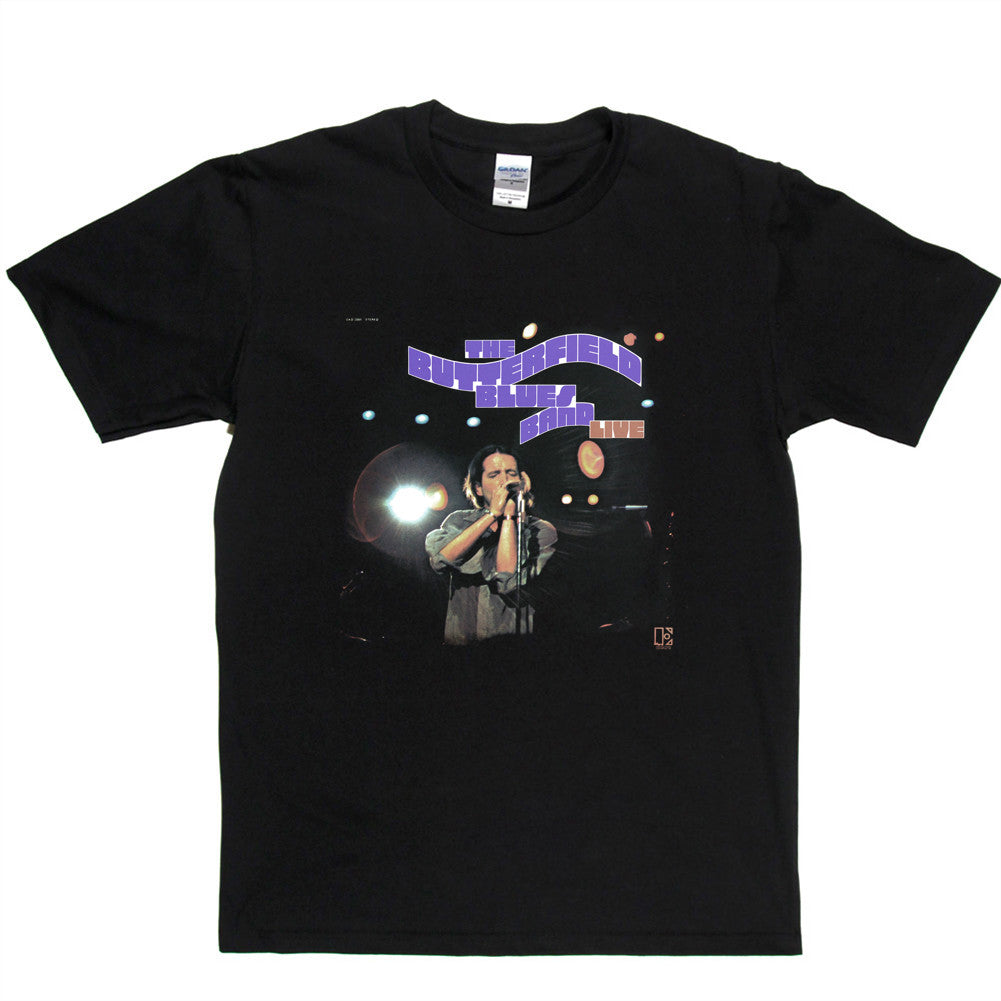 Butterfield Blues Band Live T Shirt