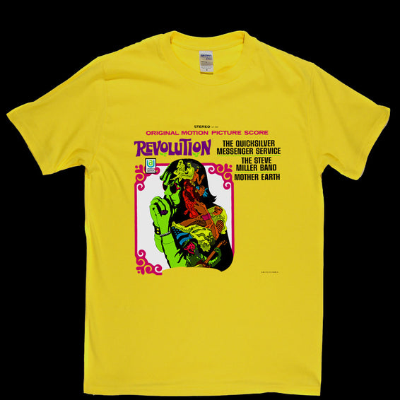Revolution Album Cover T Shirt