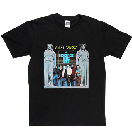Butterfield Blues Band East West T Shirt