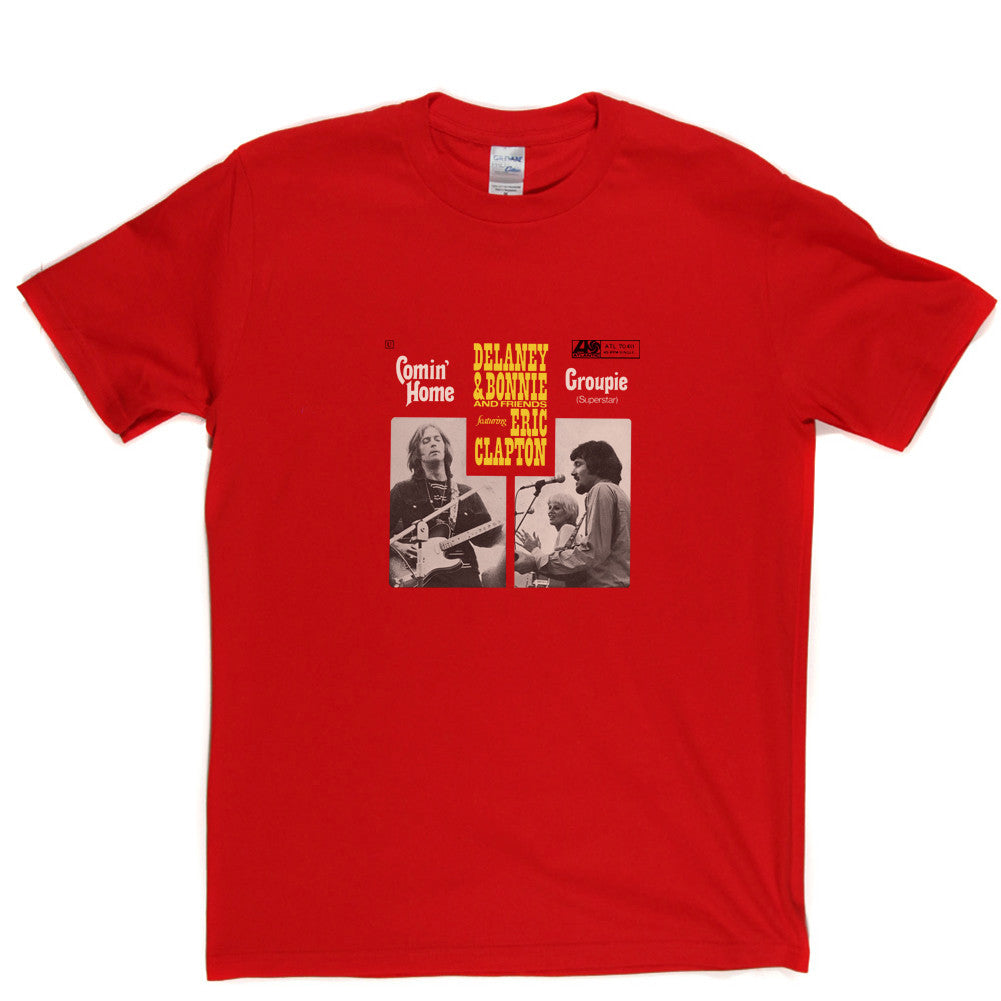 Delaney & Bonnie Single T Shirt