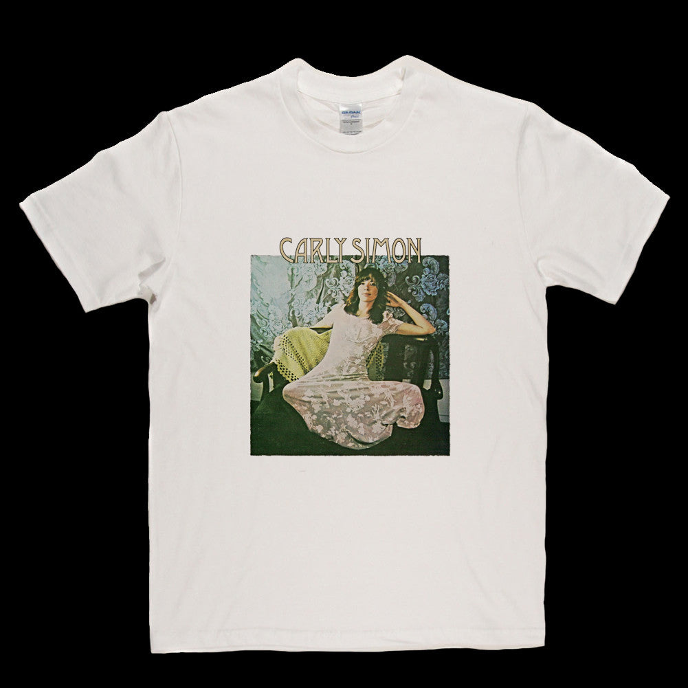 Carly Simon Album T Shirt
