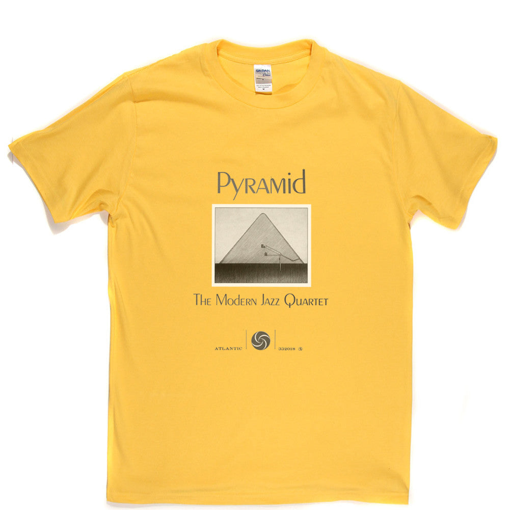 Pyramid The Modern Jazz Quartet T Shirt