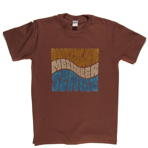 Quicksilver Messenger Service Retro T Shirt