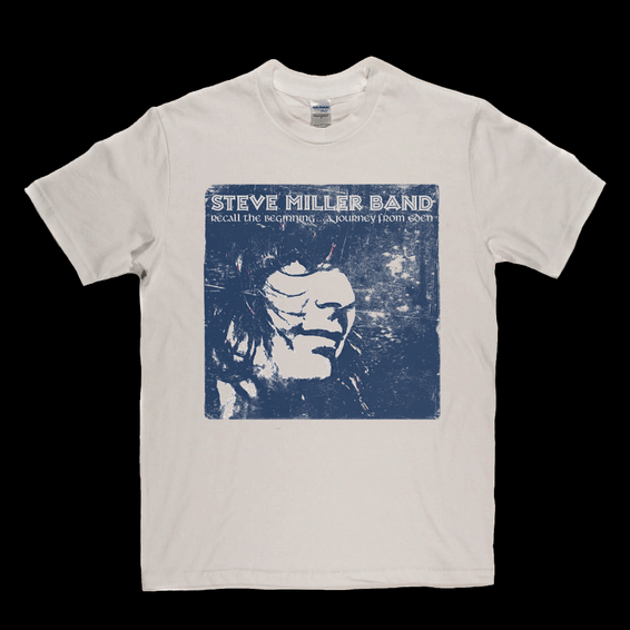 Steve Miller Band Recall The Beginning T-Shirt