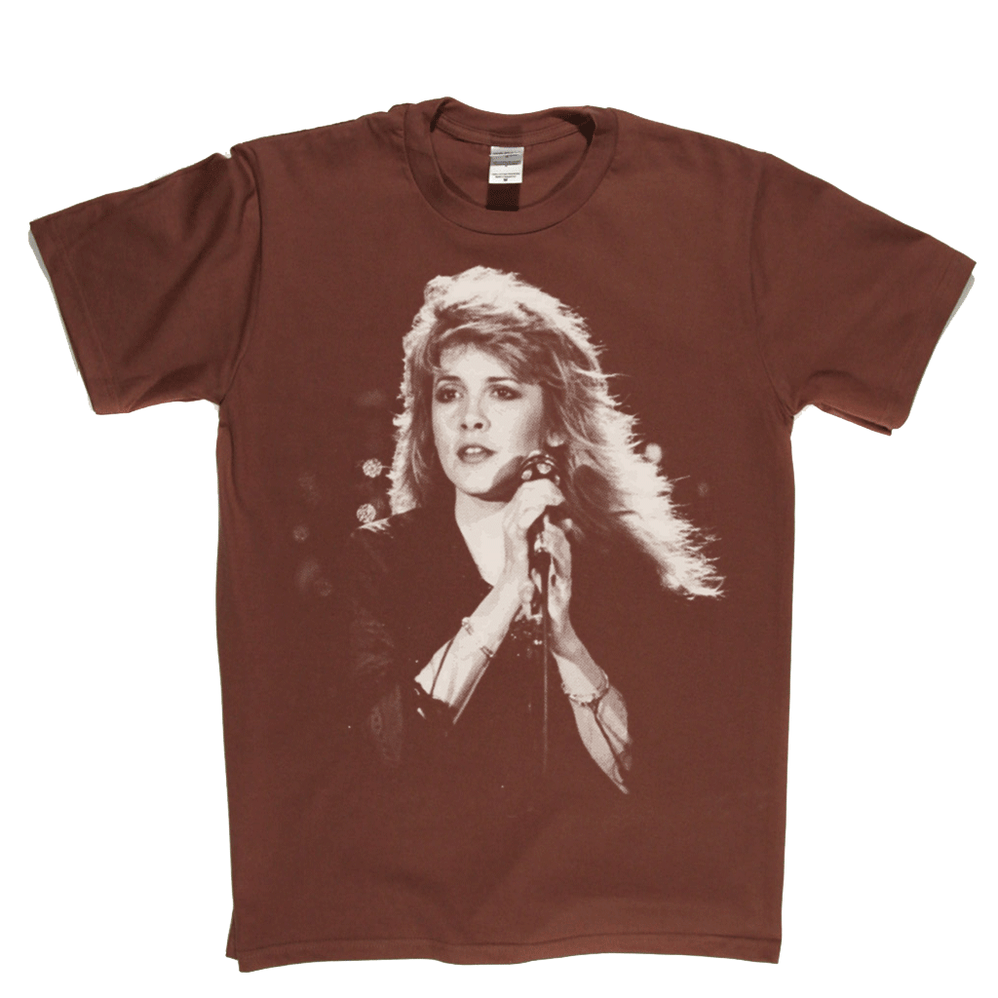 Stevie Nicks On Stage T-Shirt