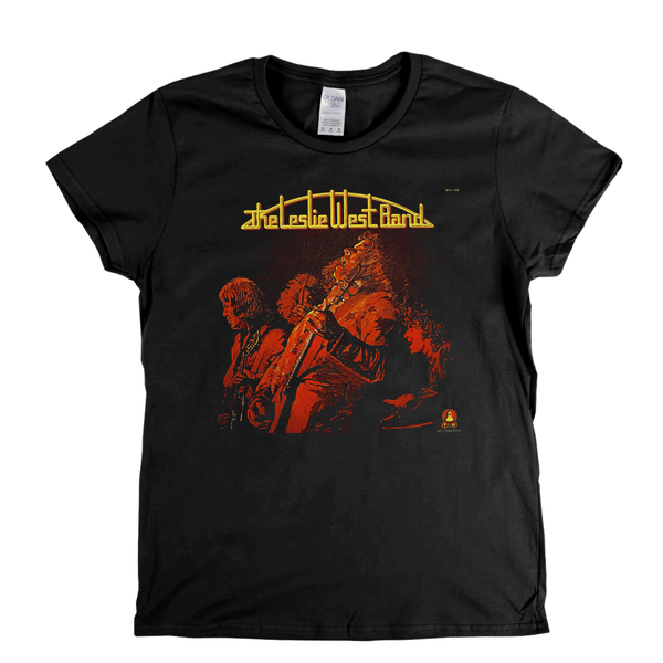 The Leslie West Band Womens T-Shirt