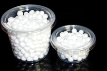 Bright White Mini Beads Pearls - Slimes & Floams - Medium
