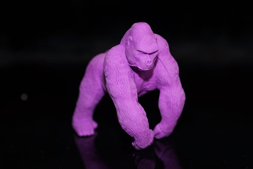 Grape Ape Gorilla Eraser - Kawaii Toy Gift