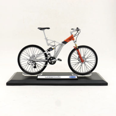 New Audi design Cross Pro Finger MTB Mini Mountain Road Racing Bicycle Model