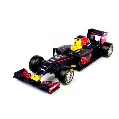 New Formula 1 Formula 1 Max Verstappen 33 Red Bull Car Model F1 Racing Driver Season 2016-2019 Hybrid 1:43