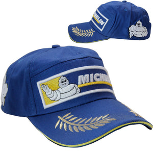 New Michelin Tire MotoGP Champion Podium F1 Baseball Hat WRC Le Mans Racing Cap