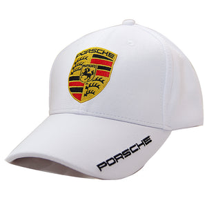 New Porsche Motorsport 911 Gt3 Baseball Hat 24 Of Le Mans Champion Racing Cap