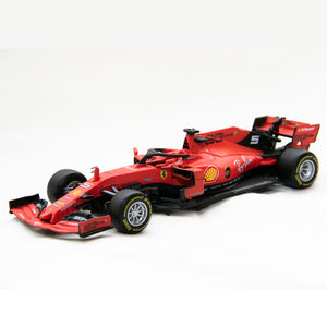 New Formula 1 Ferrari Sebastian Vettel #5 Car Model F1 Racing Driver Season 2016-2019 Hybrid 1:43