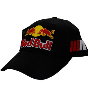 New Red Bull Marc Marquez 93  MotoGP MM93 Strapback Baseball Cap Honda Hat Black