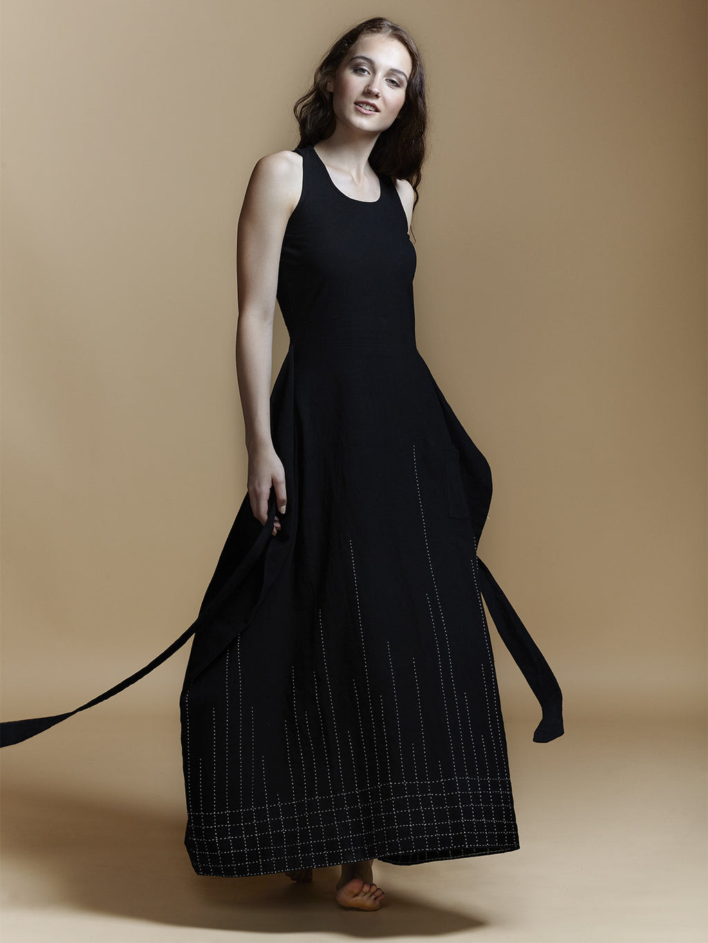 Choba Maxi Dress - BunaStudio