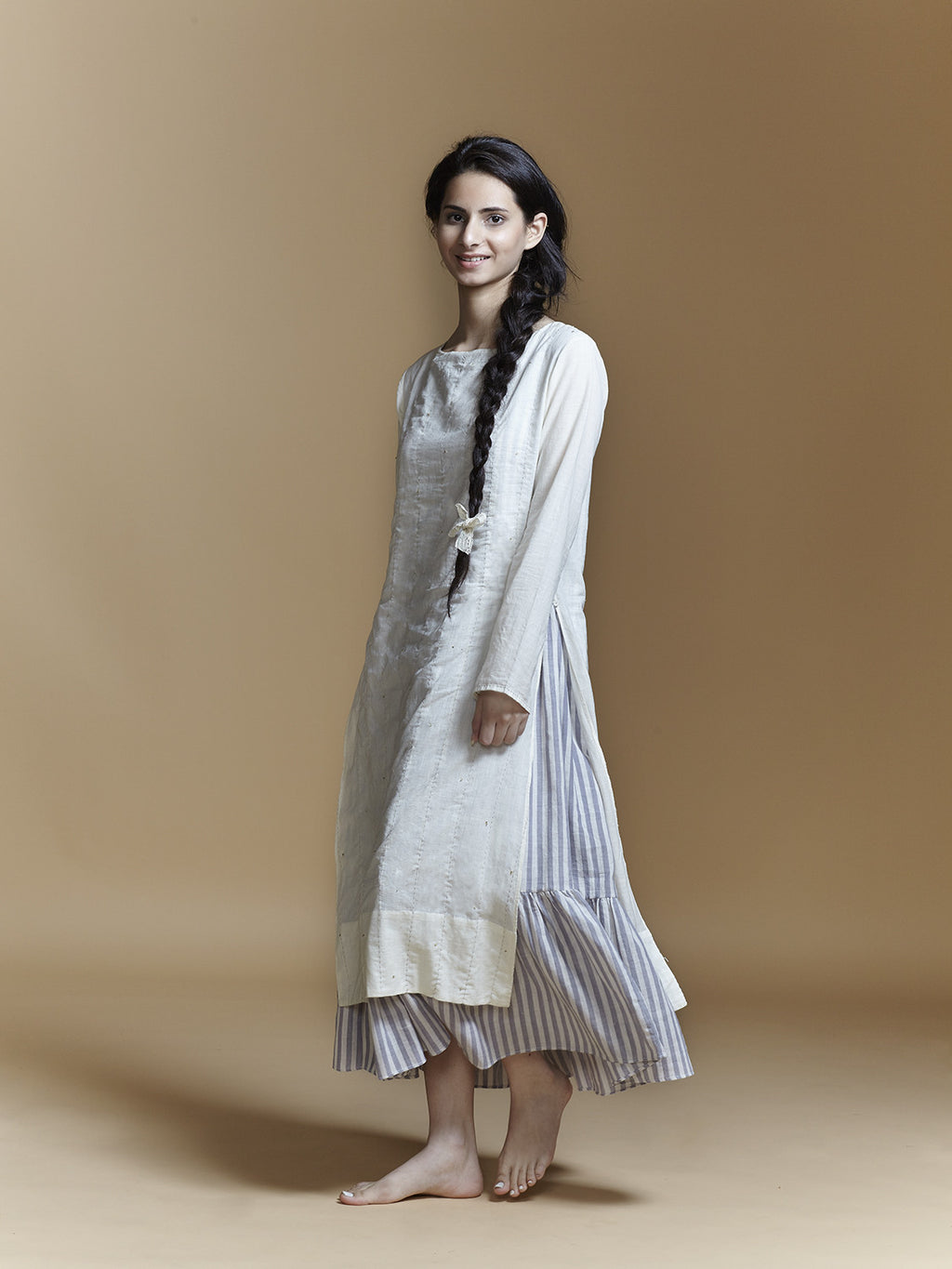 Double Layer Kantha Maxi - BunaStudio