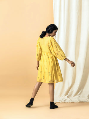 Canary Dress - BunaStudio