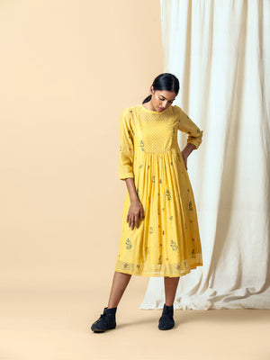 Marigold Dress - BunaStudio