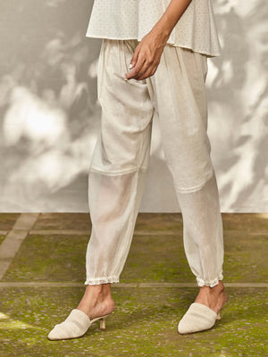 Bella Drawstring Pants - BunaStudio