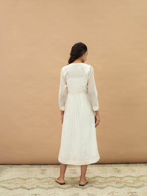 Lily of the Valley Dress - BunaStudio