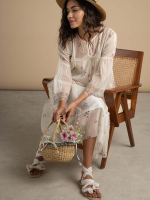 Picnic At The Park Dress - BunaStudio