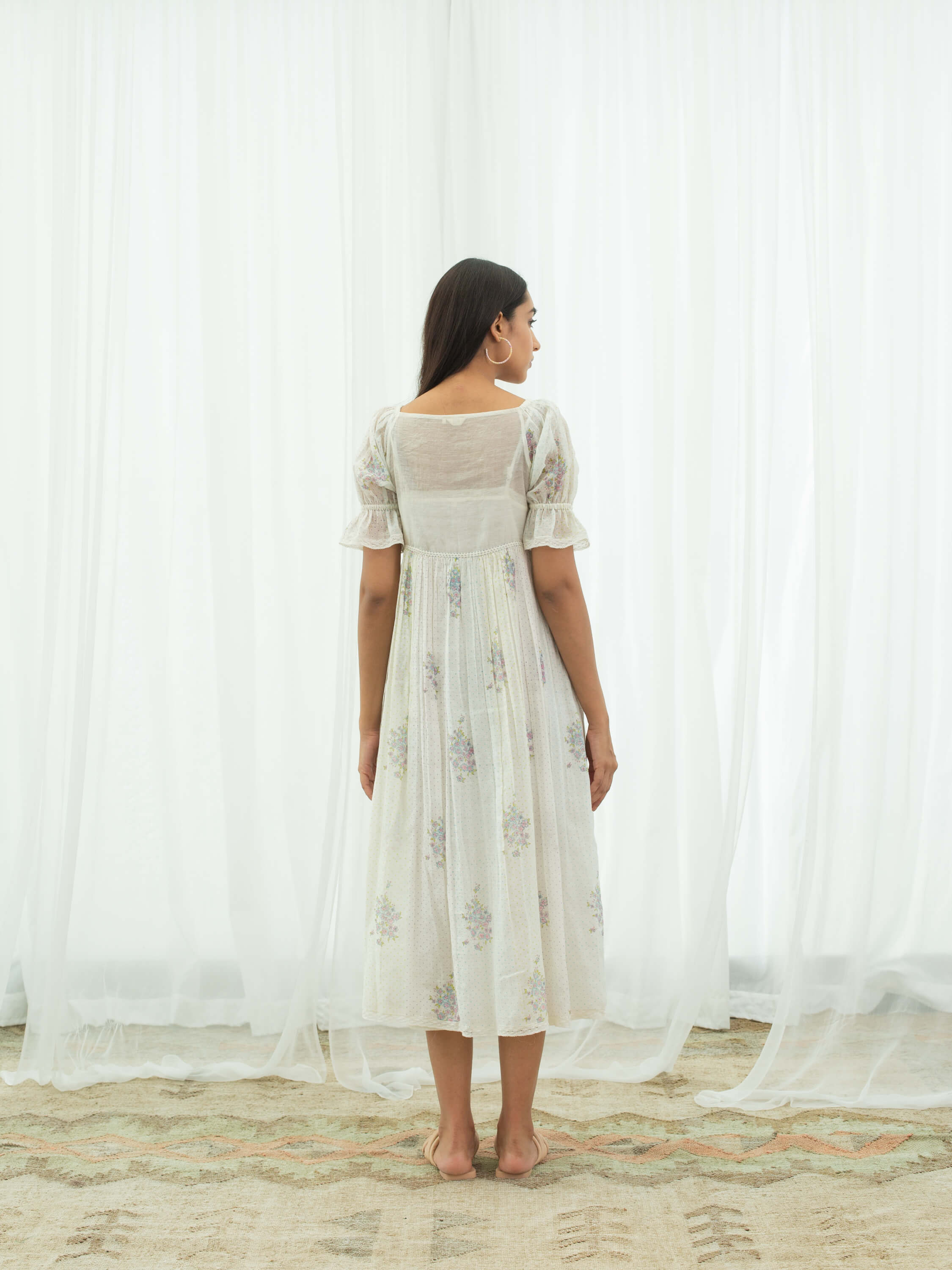 Primrose Midi Dress - BunaStudio