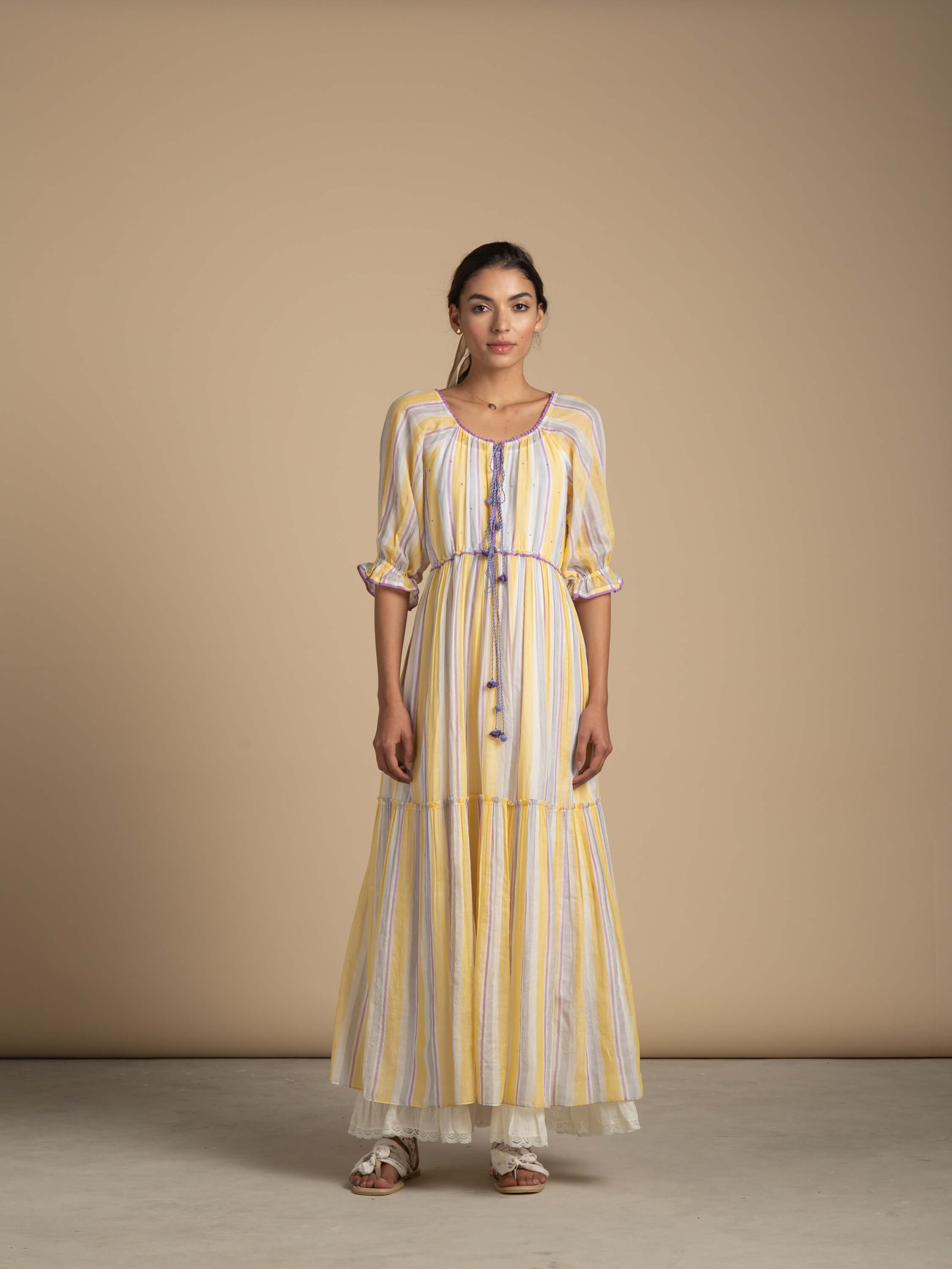 Sunset At Boca Maxi Dress - BunaStudio