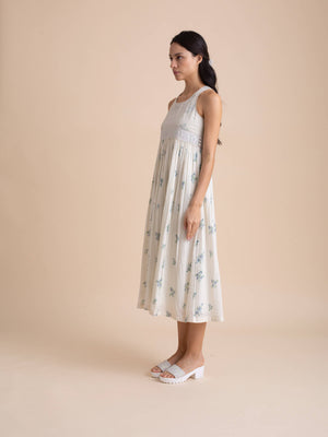 Arcadia Midi Dress - BunaStudio
