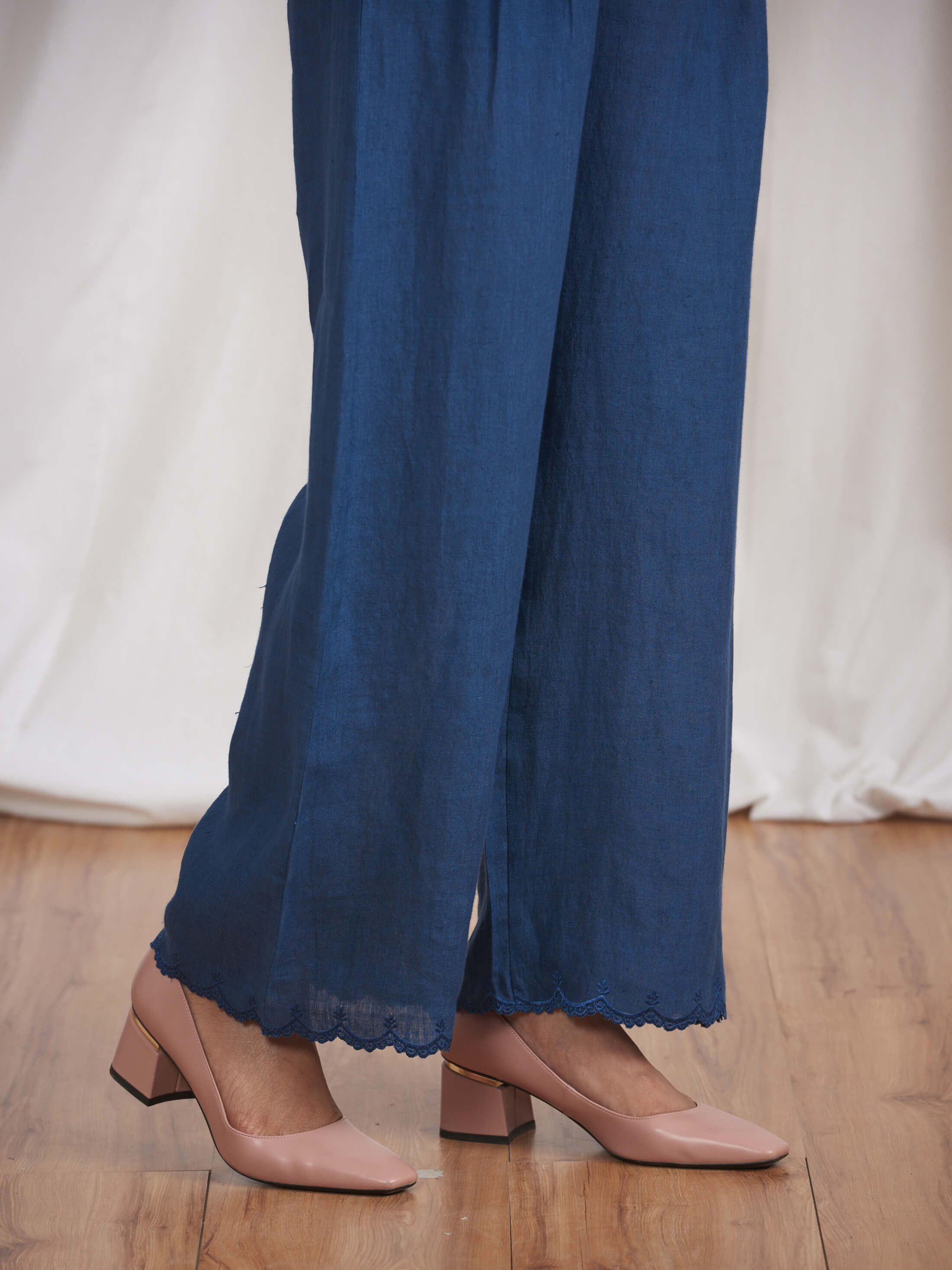 Cobalt Carpenter Pants - BunaStudio