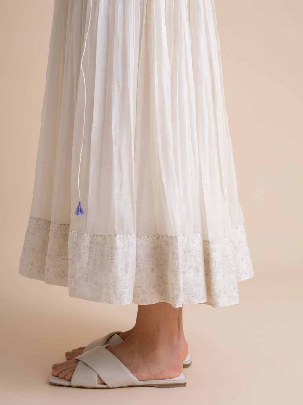 Farm Gathered Skirt - BunaStudio