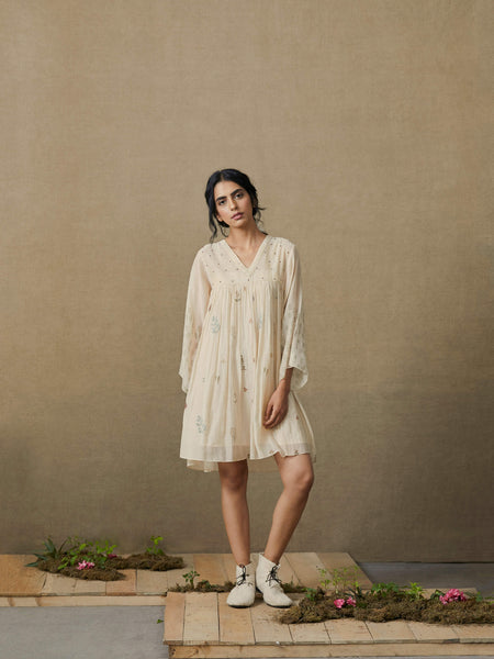 Forest Short Kaftan - BunaStudio