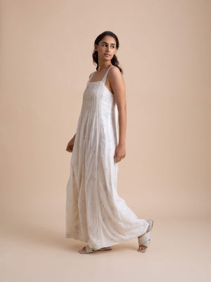 Forget Me Not Maxi Dress - BunaStudio