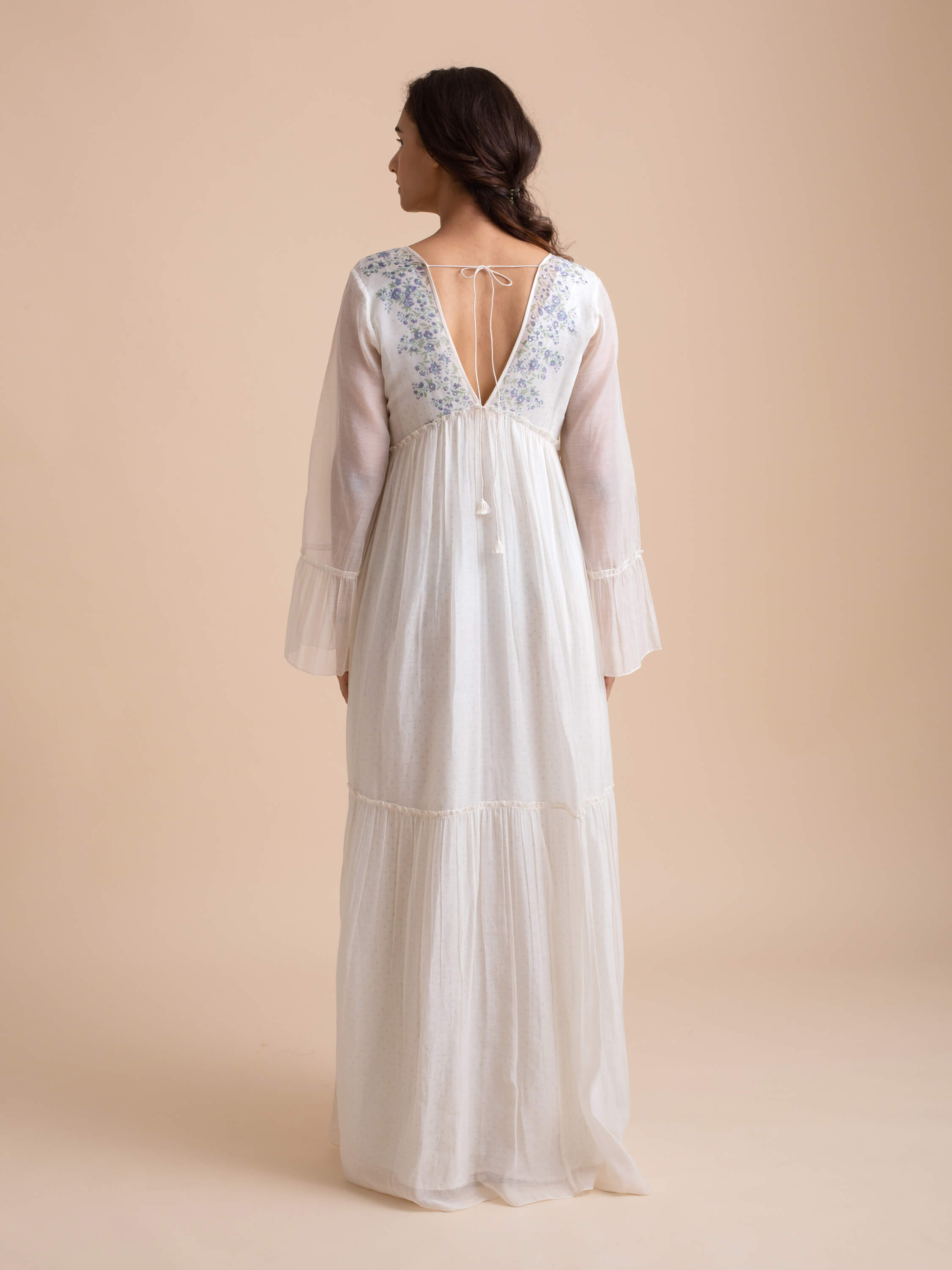 Harvest Moon Maxi Dress - BunaStudio